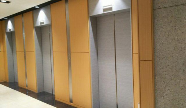 昇降機(エレベーター)